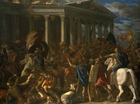 Destrucción del Templo de Jerusalén año 70
