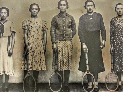 Las Raquetistas