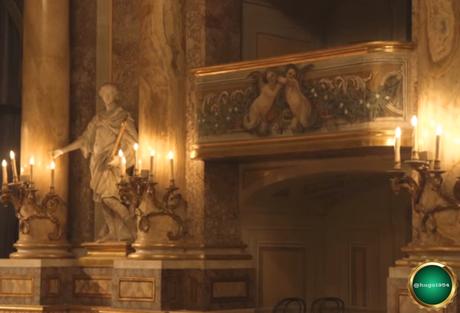 La Reggia di Caserta es el palacio real más grande del mundo.