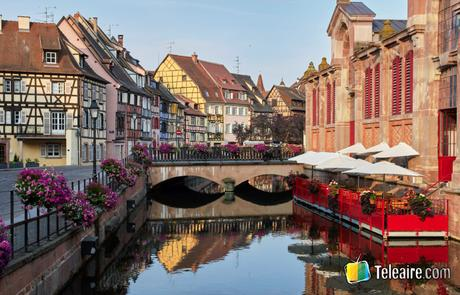 Viajar a Francia y descubrir Colmar
