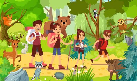planes-con-niños-en-vacacinoes---ruta-tematica---hostal-remoña
