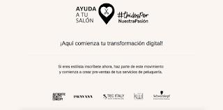 #UnidosPorNuestraPasion un plan de solidaridad para las peluquerías del País