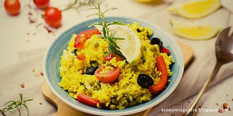 No lo tires, recetas con arroz sobrante del día anterior