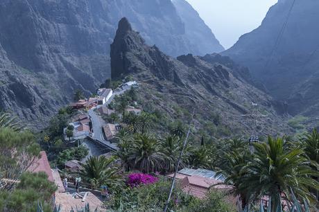 El Caserío de Masca – Tenerife – Viaje Agosto 2018