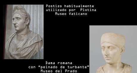 Historia del Peinado: Roma