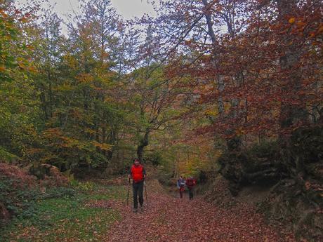 Circular al Maciédome por Pandellanza y Valle de Xerús