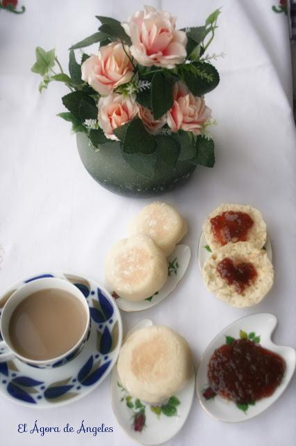 MUFFINS INGLESES