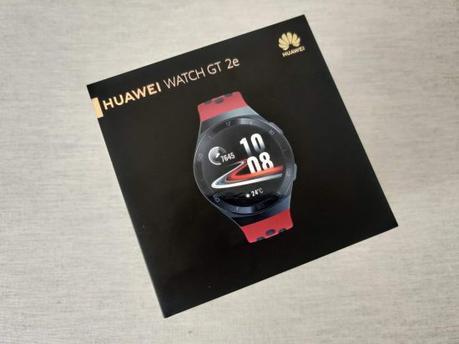 Huawei Watch GT 2e, análisis del wearable perfecto para deportes con monstruosa batería