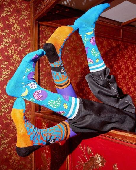 Calcetines, imprescindibles para alegrar el confinamiento