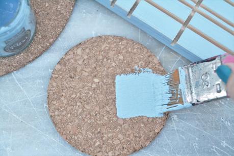 Efecto terrazo, diy como hacer un joyero vertical para pendientes