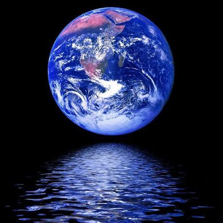 Reflexiones, Planeta, La Tierra, Día De La Tierra