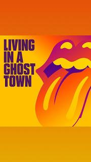 Estreno: THE ROLLING STONES Living in a Ghost Town (Letra traducida al español)