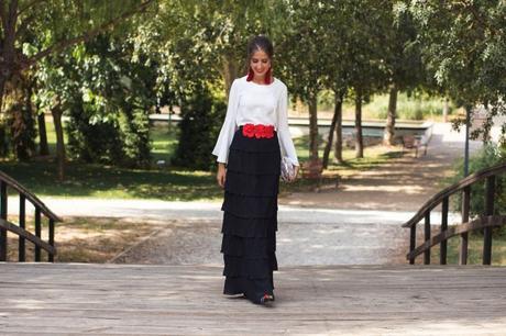 Faldas De Volantes 2017