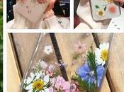 Aprende cómo decorar fundas celular flores esmalte uñas