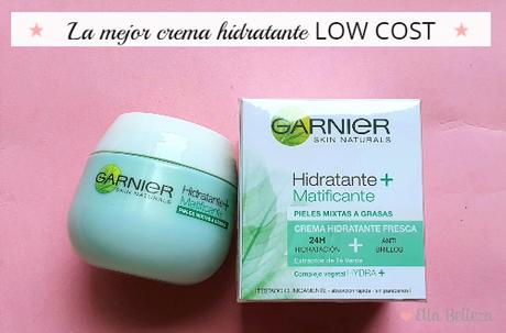 la mejor crema hidratante low cost