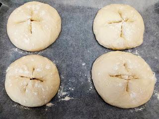 Pan fácil sin amasado