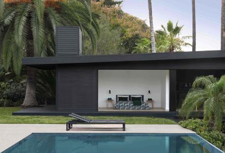 Casa de huéspedes en San Diego / Arq. Jorge Muradas
