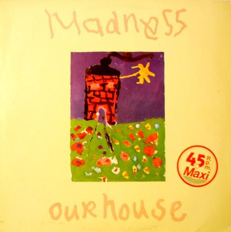 Madness -Our house Maxisingle 1983
