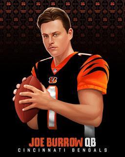 El NFL Draft 2020 se realizó de manera virtual con Joe Burrow como primera selección global