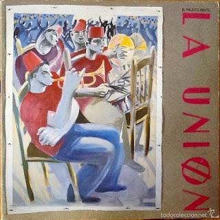 La Unión - El Maldito Viento (1985)