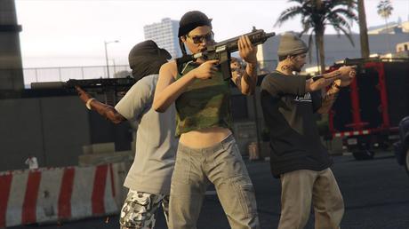 GTA Online recibe nuevo contenido