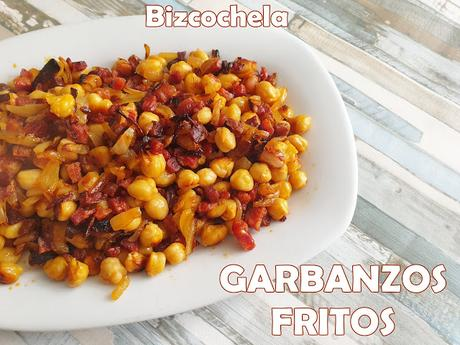GARBANZOS FRITOS
