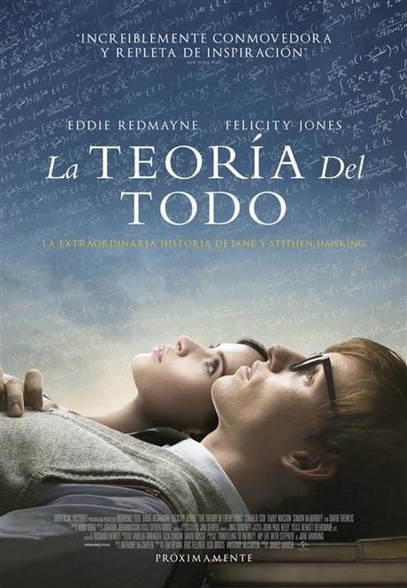 LA TEORÍA DEL TODO -James Marsh