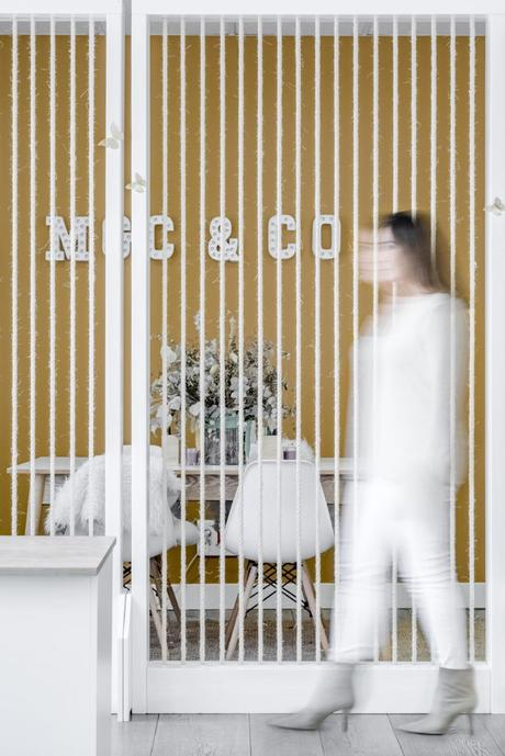 Oficinas MGC & Co