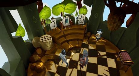 Down the Rabbit Hole aparece en PSVR
