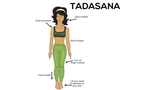 YOGA: TADASANA
