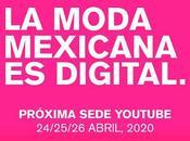 Mexico fashion week: bienvenidos pasarelas digitales
