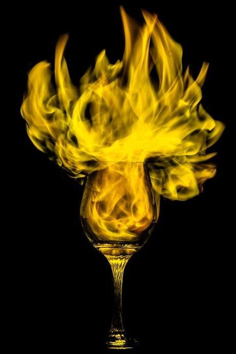 Vidrio Fuego Caliente - Foto gratis en Pixabay