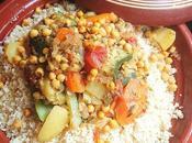 Couscous verduras garbanzos tostados