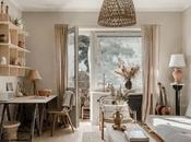 [Home Tour] Apartamento Nórdico tonos Naturales