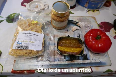 Recuerdos de Taormina y una receta de pasta estilo