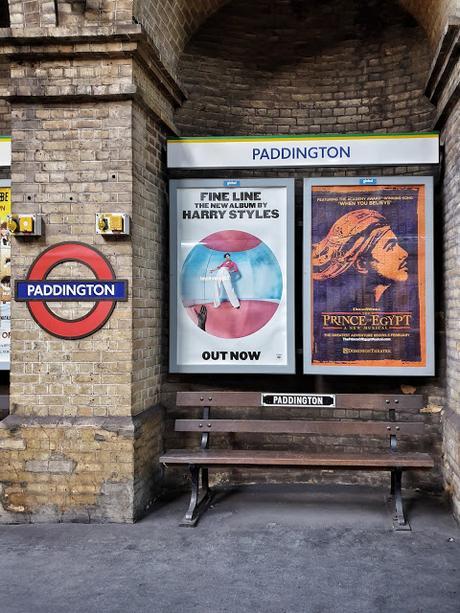 London (London Underground-Paddington): Quite London 14