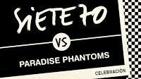 Paradise Phantoms remixa Celebración de Siete70