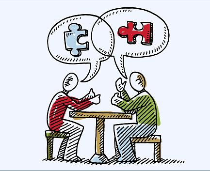 conversación terapéutica