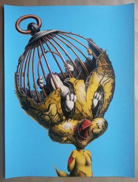 Pierre-Yves Riveau: el universo de un artista llamado Pez