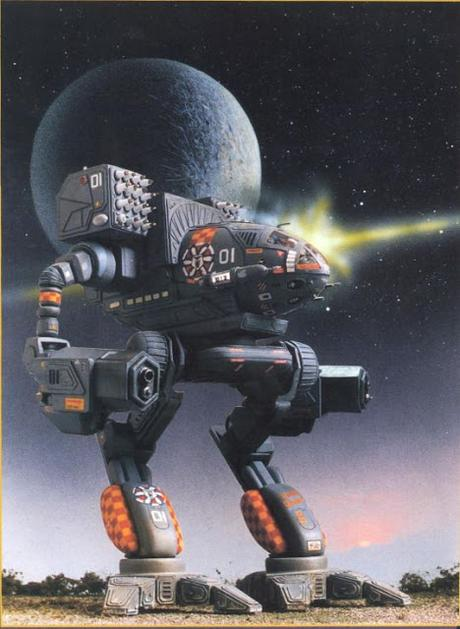 Battletech Camo Specs (FASA 1988) y Battletech Camospecs (Web)
