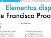 """Elementos dispares"" Francisco Proaño Arandi Bruno Sáenz"