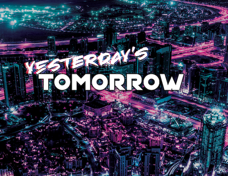 Yesterday's Tomorrow, cyberpunk PbtA en descarga libre