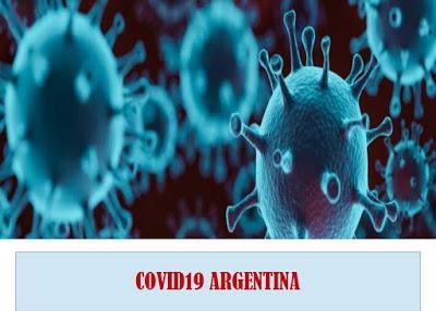 #Covid19 en Argentina: Primer sabado y primer domingo