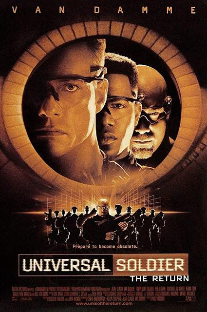 Universal Soldier: The Return (1999) reseña