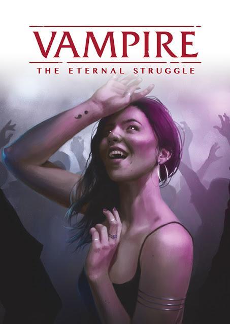 Mazo Malkavian para VtES 5ª ed, desvelado