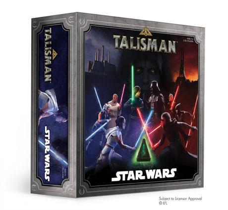 Talisman: Star Wars Edition, a finales de este año a la venta