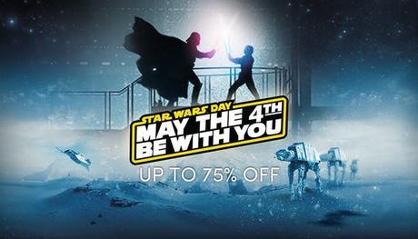Videojuegos de Star Wars con hasta el 75% dto en Humble Bundle