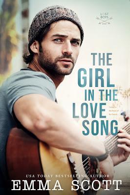 Portada Revelada #3: The Girl in the Love Song - Emma Scott