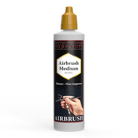 El Warpaints: Airbrush Medium sigue el calendario establecido