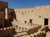 Omán: fortaleza nizwa zoco